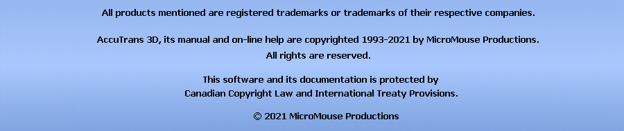 MicroMouse - File Formats